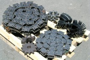 Need trenching aftermarket parts – call us today